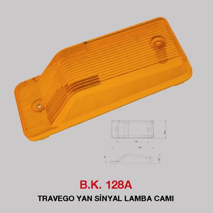 B.K 128A - TRAVEGO YAN SİNYAL LAMBA CAMI