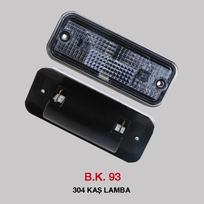 B.K 93 - 304 KAŞ LAMBA