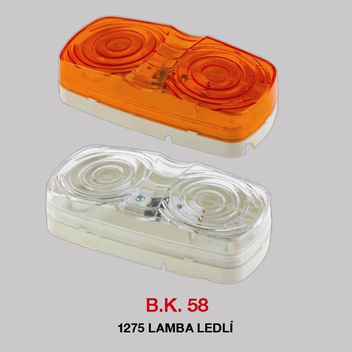 B.K 58 - 1275 LAMBA LEDLİ
