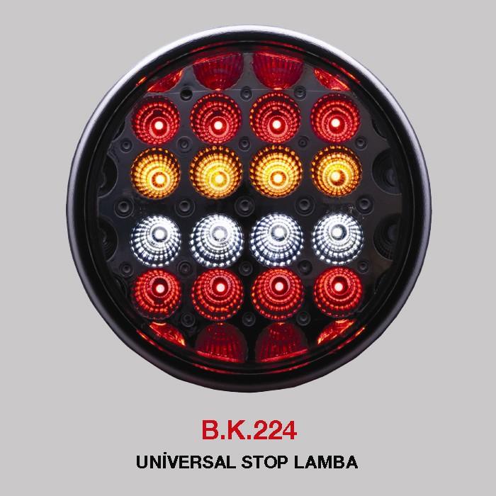 B.K 224 - UNİVERSAL STOP LAMBA