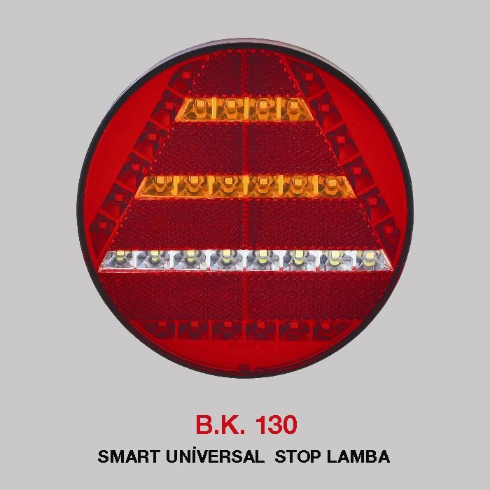 B.K 130 - SMART UNİVERSAL STOP LAMBA