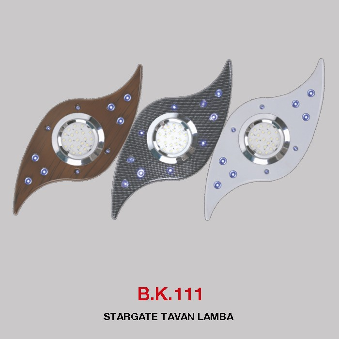 B.K. 111 -  STARGATE TAVAN LAMBASI