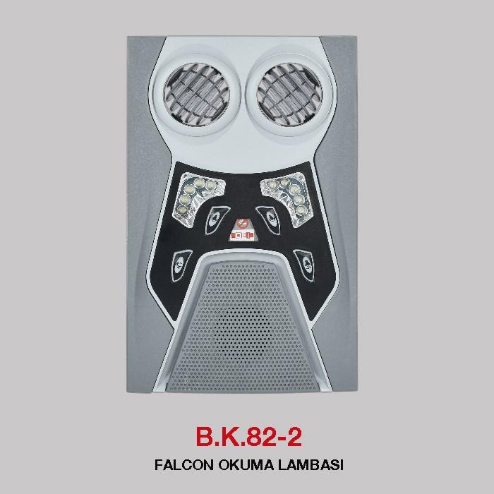 B.K 82 - 2 / FALCON OKUMA LAMBASI
