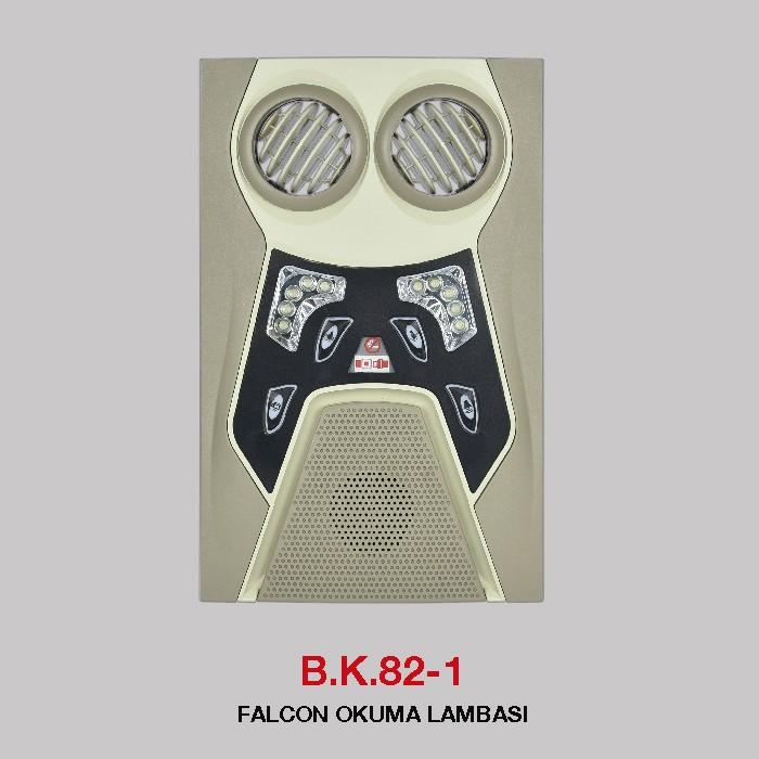 B.K 82 - 1 / FALCON OKUMA LAMBASI