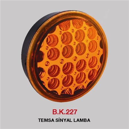 B.K 227 - TEMSA SİNYAL LAMBA