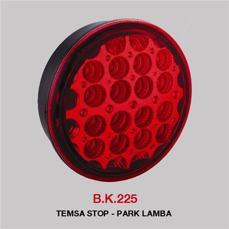 B.K 225 - TEMSA STOP - PARK LAMBA