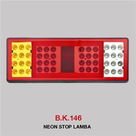 B.K 146 - NEON STOP LAMBA