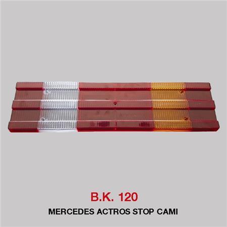 B.K 120 - MERCEDES ACTROS STOP CAMI