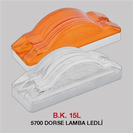 B.K 15L - 5700 DORSE LAMBA LEDLİ
