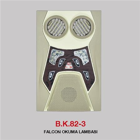 B.K 82 - 3 / FALCON OKUMA LAMBASI
