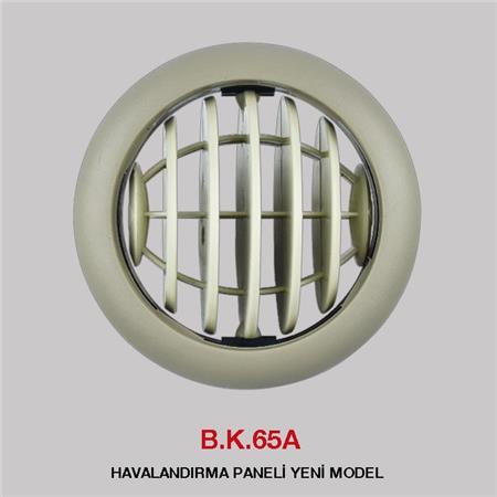 B.K 65A - HAVALANDIRMA PANELİ YENİ MODEL
